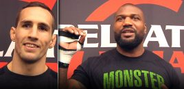 Rampage Jackson Laughs Off Rory MacDonald, Who Says He Wants To Be In Bellator HW Grand Prix