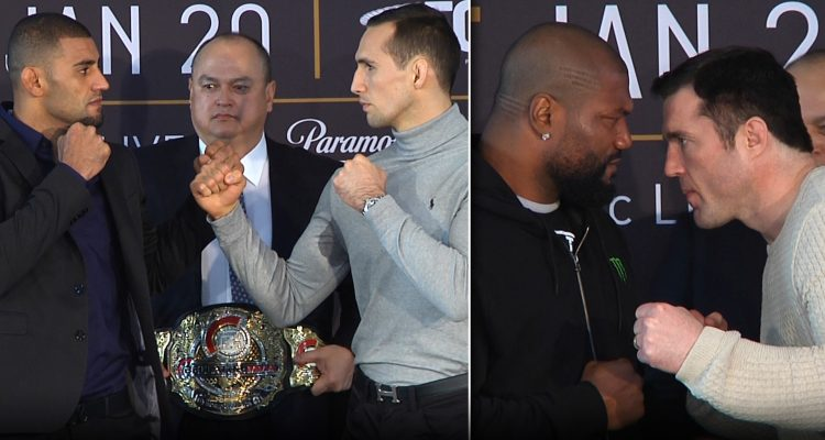 Bellator 192 Pre-Fight Presser With Rampage, Chael, Lima, MacDonald, Coker + More (LIVE!)