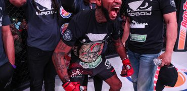 Bellator 195: Caldwell vs Higo (photos)