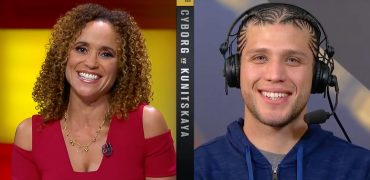 Brian Ortega Talks To UFC On FOX Crew After Knocking Out Frankie Edgar At UFC 222