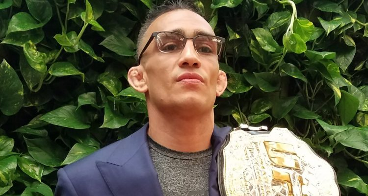 "UFC Champ Tony Ferguson Talks 223 Fight With Khabib, The ""Cringe"" Label, GSP ""Money Fight"" + More!"