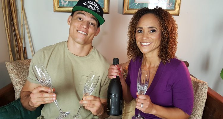 MMA H.E.A.T. Podcast #150: Champagne Podcast For Jouban's Orlando Win! Ortega KOs Edgar At UFC 222