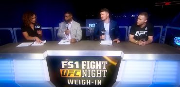 Justin Gaethje Talks Potential FOTN With Dustin Poirier At UFC Glendale