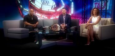 """TUF: Undefeated"" Coach Daniel Cormier Talks 17-Second Sub Win On TUF Talk Premiere"