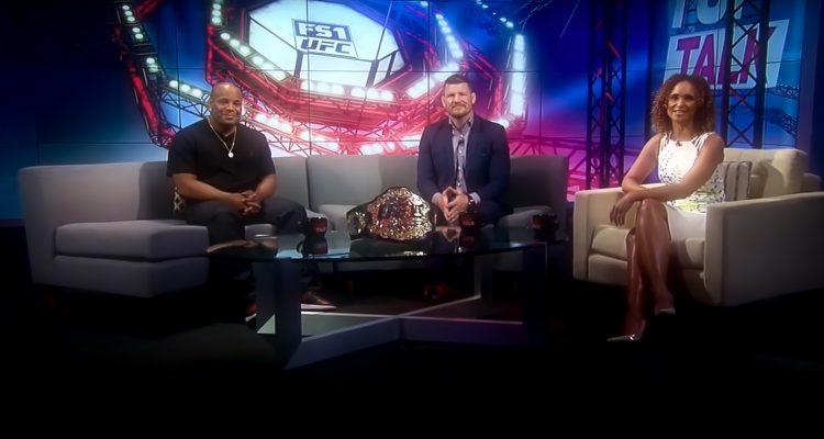 """TUF: Undefeated"" Coach Daniel Cormier Talks 17-Second Sub Win On TUF Talk Premiere"
