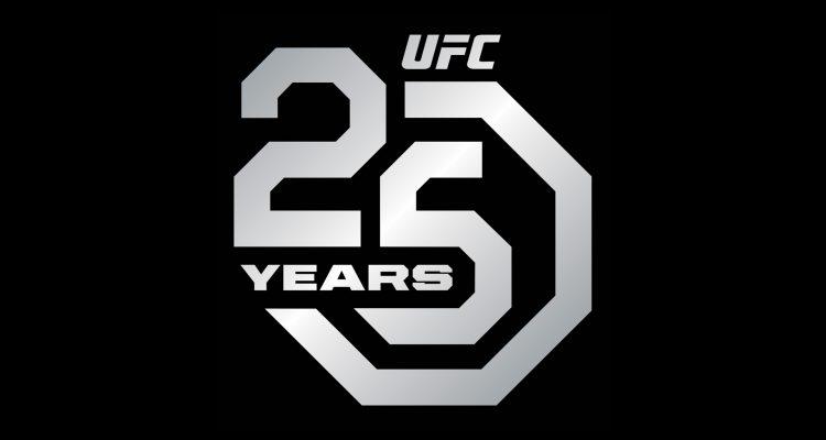 UFC 25 Year Anniversary