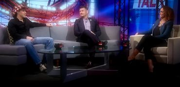 TUF Talk: Mike Trizano Talks About Getting The First Win For Team Miocic With Karyn Bryant And Mike Bisping