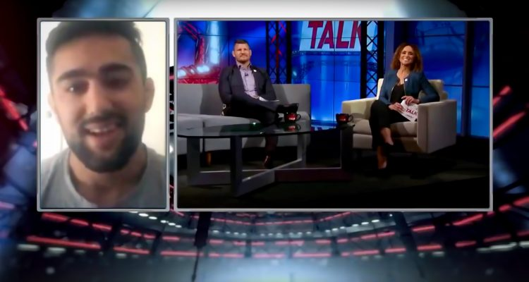 TUF Talk: Suman Mokhtarian Joins Karyn Bryant And Mike Bisping To Discuss Knee Injury, Beef With Team Cormier Coach