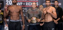 Bellator 200: Carvalho vs Mousasi (photos)