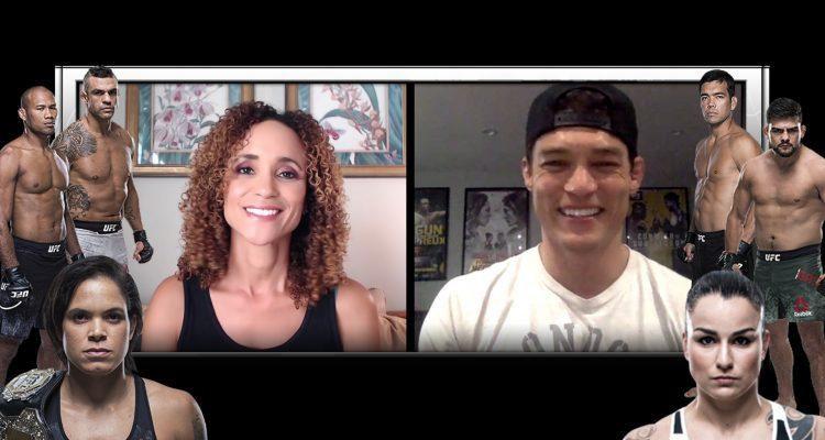 MMA H.E.A.T. Podcast #158: UFC 224 Preview! Nunes/Pennington, Jacare/Gastelum + Machida/Belfort!