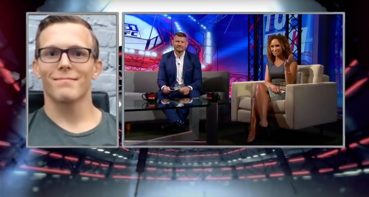 TUF 27's Brad Katona Talks Win Over Bryce Mitchell With Karyn Bryant And Michael Bisping On TUF Talk