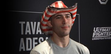 Mike Trizano Remains Undefeated, Winning The Ultimate Fighter 27 Lightweight Tournament