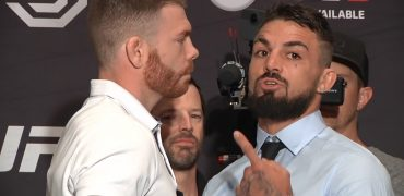 (360° VR / 4K) UFC 226 Ultimate Media Day Staredowns: Felder/Perry, Chiesa/Pettis, Saki/Rountree + More!