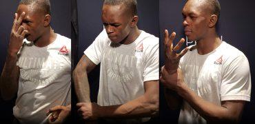 TUF 27 Finale: Israel Adesanya On His Dominant Performance Against #8 Ranked UFC Middleweight Brad Tavares
