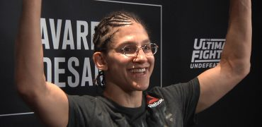 TUF 27 Finale: Roxanne Modafferi Talks TKO Win Over Honchak + Difficulty In Causing Others Harm