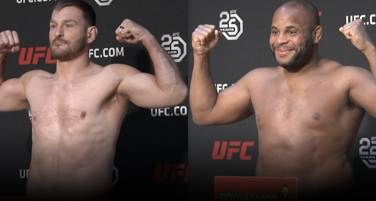 UFC 226: Miocic vs Cormier Official Morning Weigh-ins (LIVE! / HD)