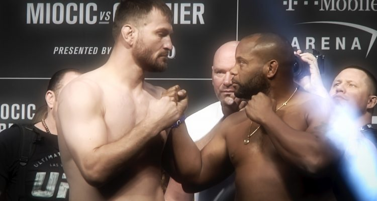 UFC 226: Miocic vs Cormier Ceremonial Weigh-ins + Staredowns (LIVE! / HD)