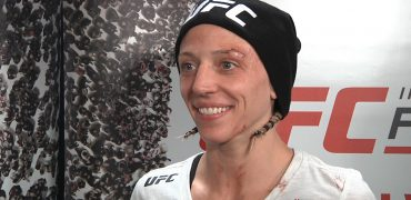 UFC 226: Strawweight Emily Whitmire On Decision Win Over Jamie Moyle, Honoring Robert Follis + More!