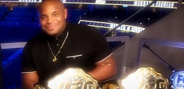 UFC 226 Post-Fight Presser: Daniel Cormier #AndNew Heavyweight + Light Heavyweight Champ Champ!