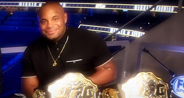 UFC 226 Post-Fight Presser: Daniel Cormier #AndNew Heavyweight + Light Heavyweight Champ Champ!