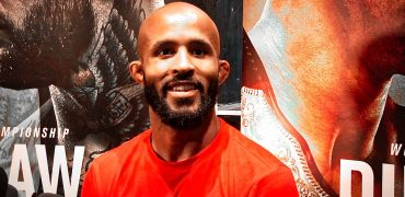 UFC Champ Demetrious Johnson's Media Scrum Before UFC 227 Rematch With Henry Cejudo