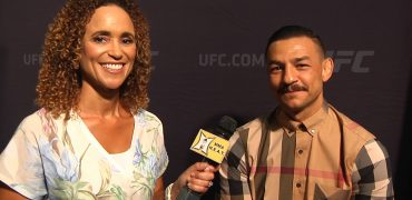 UFC 227's Cub Swanson Talks Annoying Call-Outs, Moicano, Almost Leaving UFC + Pickleball Skills