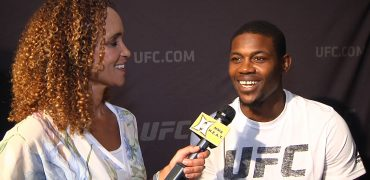 UFC 227's Kevin Holland Talks Santos Fight, DWTNCS Performance; Says Adesanya Is Easy