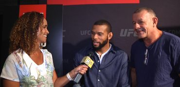 "UFC 227's Thiago Santos On His ""KO or get KO'd"" Style, Fighting Newcomer Kevin Holland"