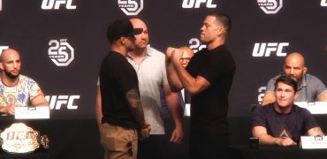 UFC's 25th Anniversary LA Press Conference: McGregor vs Nurmagomedov, Poirier vs Diaz + More!