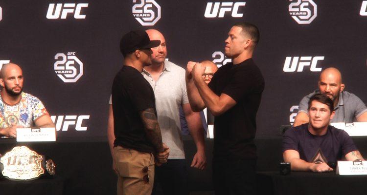 UFC's 25th Anniversary LA Press Conference: McGregor vs Nurmagomedov, Poirier vs Diaz + More!