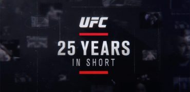 UFC 25 Years In Short: Film Series To Celebrate 25th Anniversary