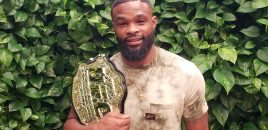 UFC Champ Tyron Woodley Explains Why He'll Only Fight Darren Till At UFC 228; Not Kamaru Usman