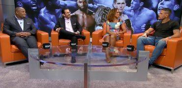 Rafael Dos Anjos Talks UFC 228 & UFC 229 With Bryant, Florian & Cormier On UFC Tonight