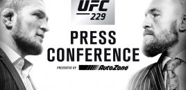 UFC 229 Khabib vs McGregor NYC Press Conference (official video)