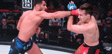 Bellator 206 Results: Mousasi vs MacDonald / Rampage vs Wanderlei