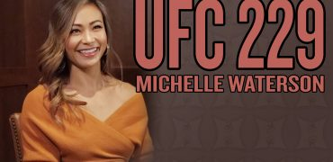 Michelle Waterson Talks UFC 229 Felice Herrig Fight + Dancing Video With Holly Holm
