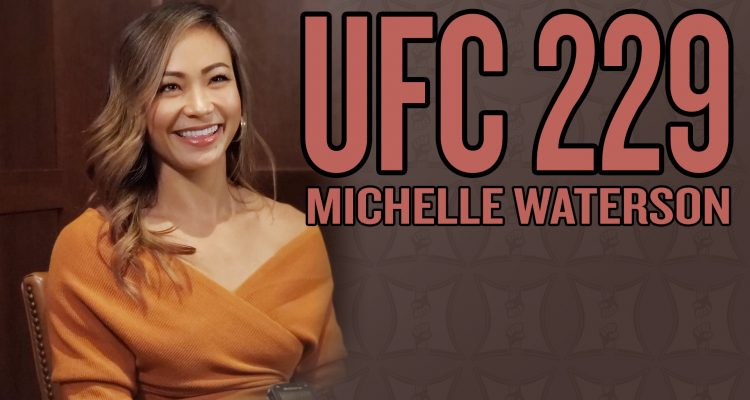 UFC 229's Michelle Waterson Talks Felice Herrig Fight, Dancing Video With Holly Holm