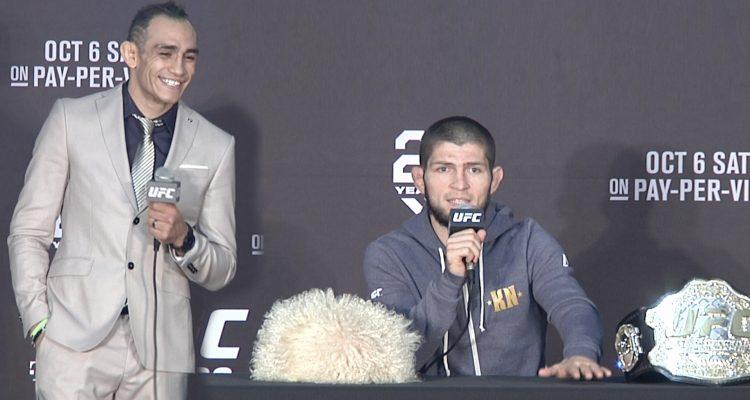UFC 229 Post Fight Press Conference: Khabib Nurmagomedov vs Conor McGregor (LIVE!)