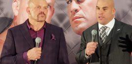 (360° VR EXCLUSIVE / 4K) Liddell vs Ortiz 3 Post-Fight Press Conference