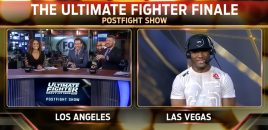 Kamaru Usman Talks TUF Finale Win Over RDA With Karyn Bryant, Kenny Florian + Michael Bisping
