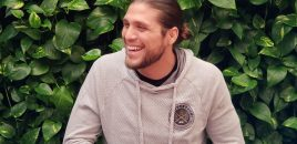 Brian Ortega Talks UFC 231 Title Fight With Max Holloway, Khabib Superfight, New Movie + More!