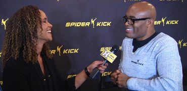 UFC 234's Anderson Silva Talks Comparisons With Israel Adesanya, GSP Superfight + Signature DMX Song