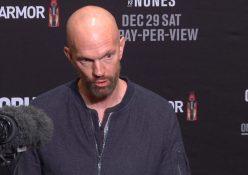 Jeff Novitzky, UFC VP of Athlete Health and Performance On Jon Jones Drug Test (LIVE! / HD)