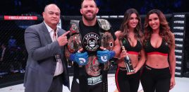 Ryan Bader KOs Fedor In 35 Seconds! / Bellator 214 Post-Fight Press Conference (LIVE! / HD)
