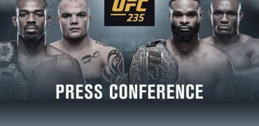 UFC 235: Jones vs. Smith Pre-Fight Press Conference