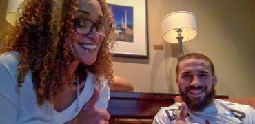 UFC Phoenix's Jimmie Rivera! Talks Upcoming Sterling Fight, Title Shots + More!