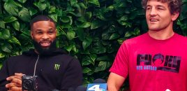 UFC 235's Champ Tyron Woodley + Ben Askren: A Comedy Duo Talking Usman, Lawler, Covington + SO MUCH MORE!