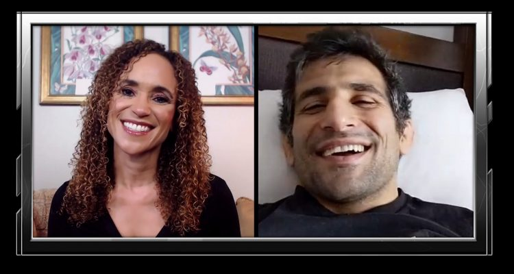 Beneil Dariush On UFC Wichita Dober Match-Up, His Toughest Walkout Ever & Gastelum vs Adesanya