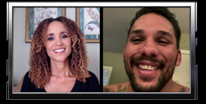 UFC 236: Eryk Anders Expects A Finish In Rountree Bout; Talks New Camp, Jones vs Santos + More!