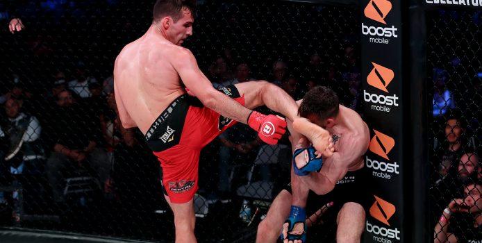 Bellator 220: MacDonald vs Fitch Weigh-ins (photos)